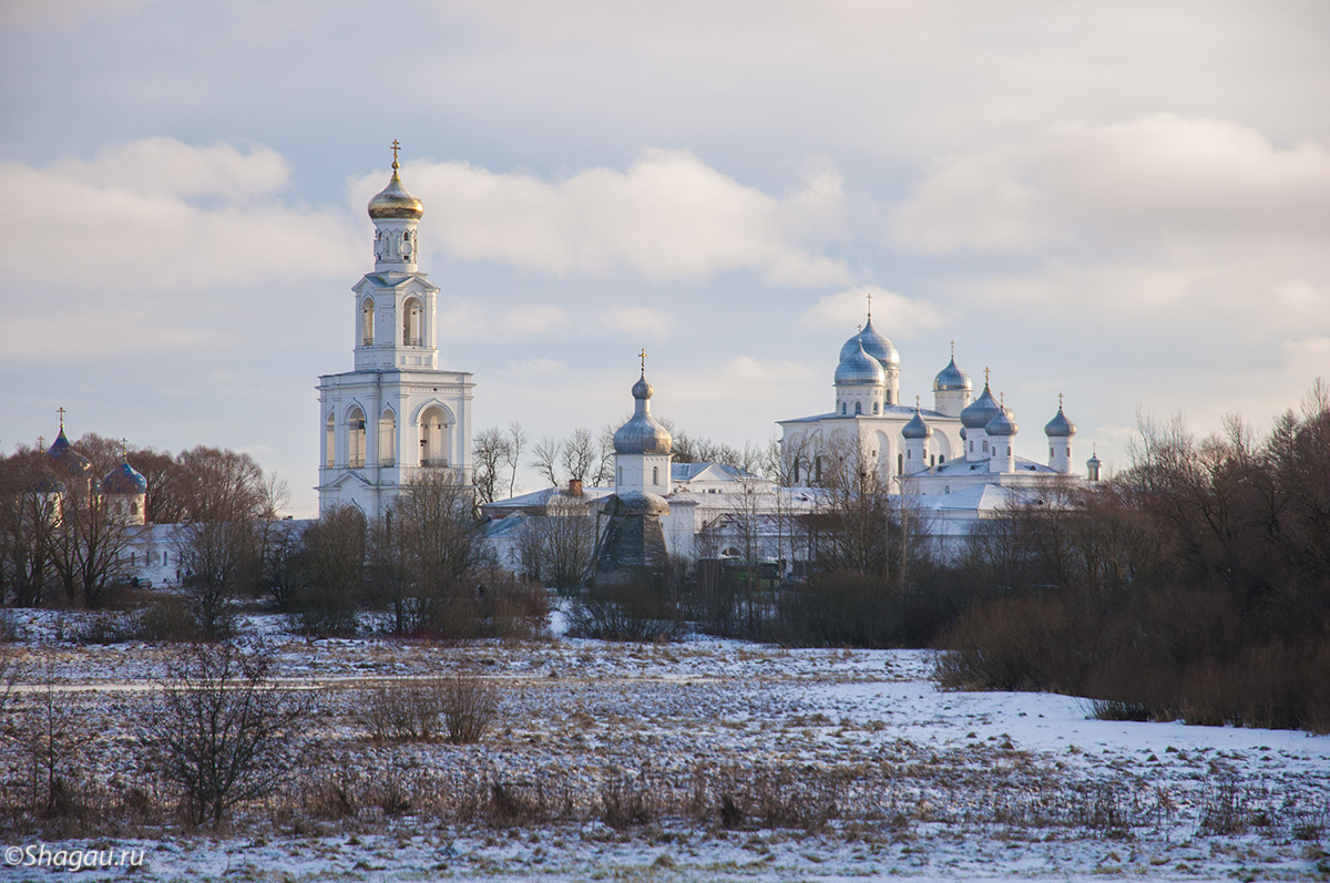 Свято-Юрьев монастырь.