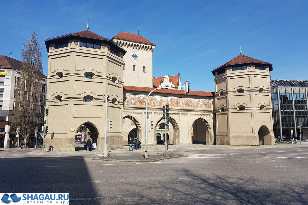 Ворота Изатор