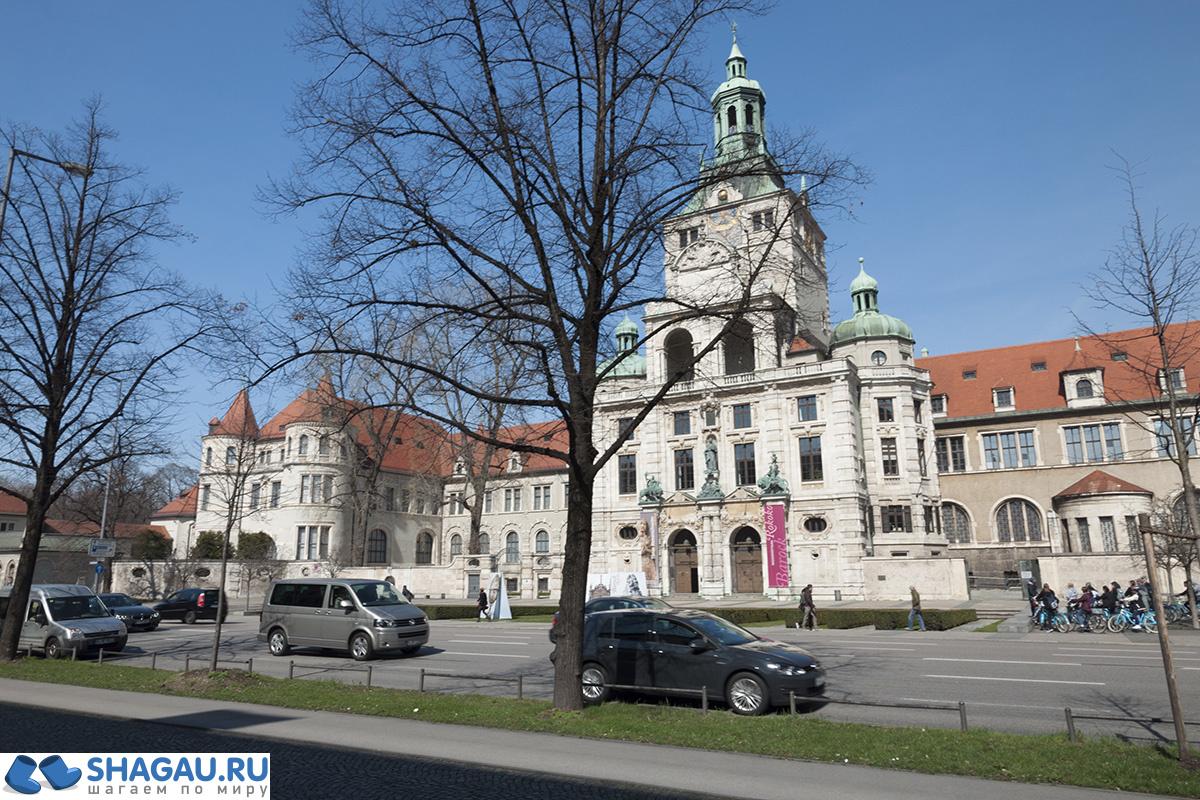 Музей Баварии