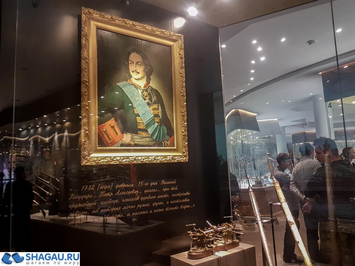 Музеи оружия в Туле: на территории Кремля и новое здание-шлем