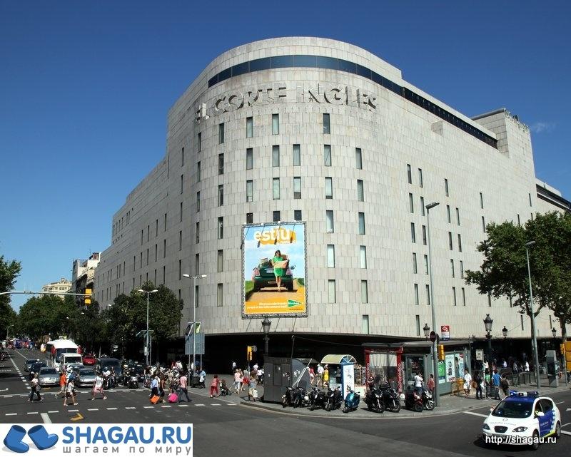Шопинг в Барселоне: обзор, скидки, адреса магазинов фотография 3