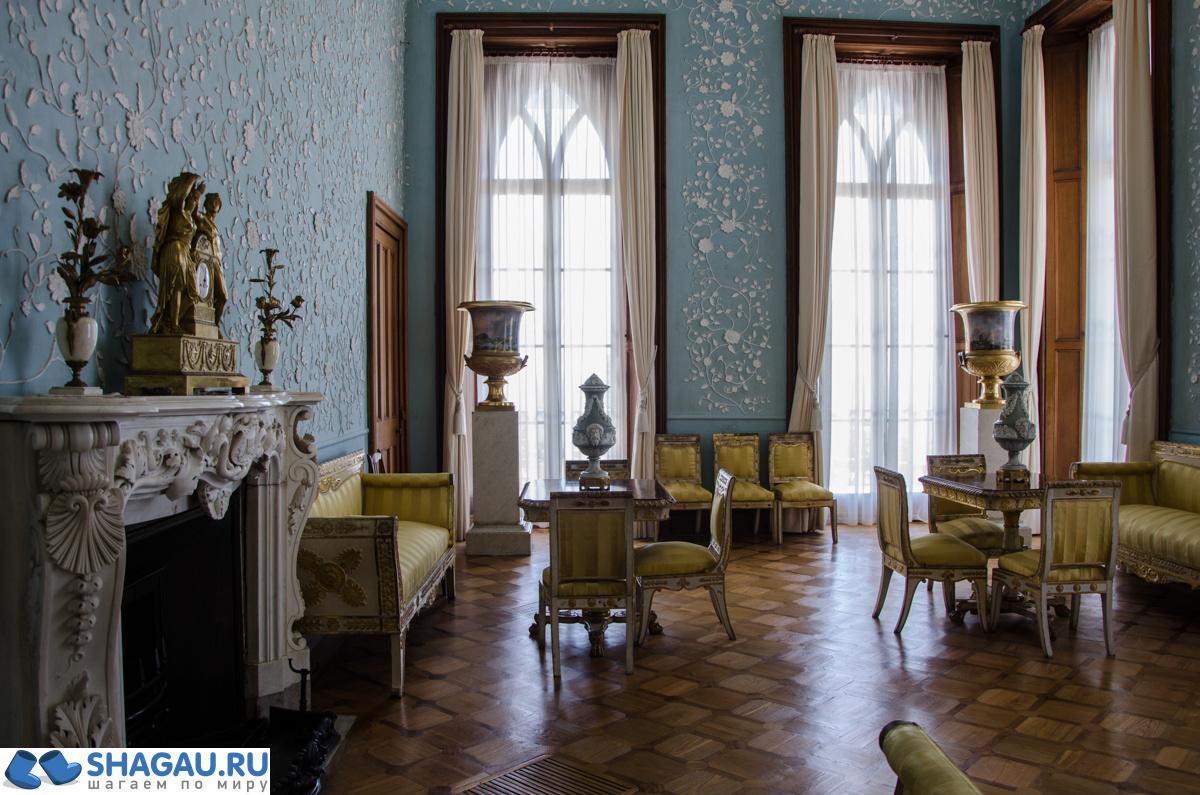 дворцы-музеи крыма