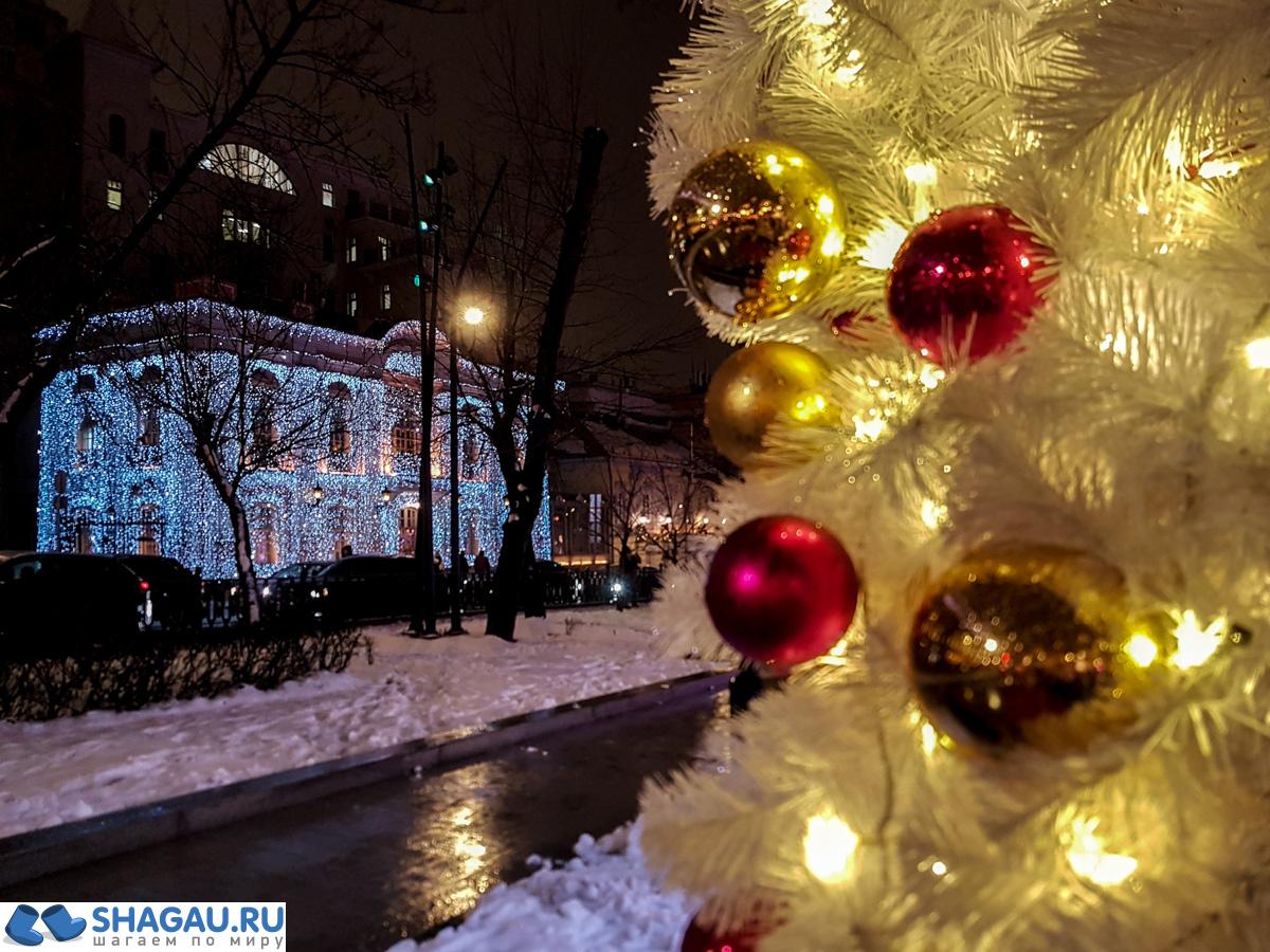 Новогодний ресторан &Пушкин&