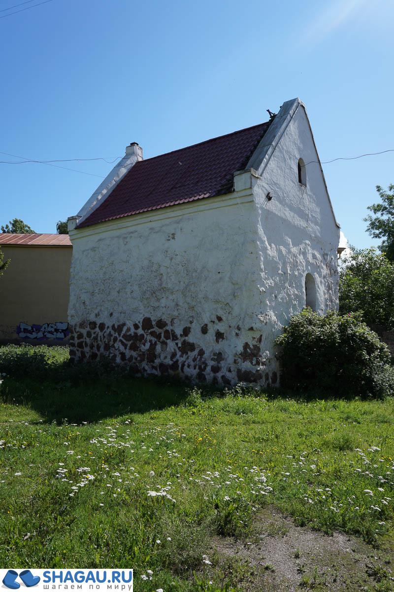 Старинные здания Выборга