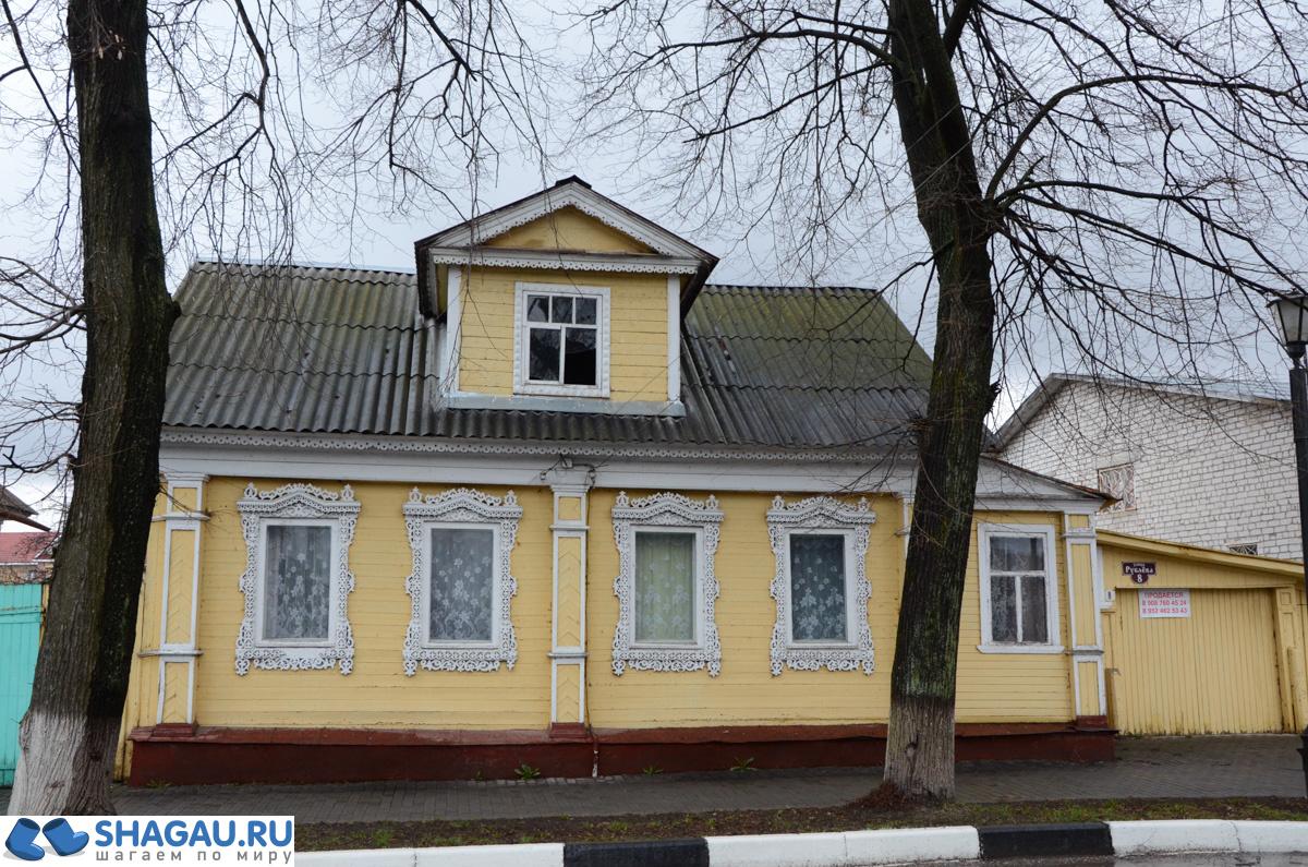 Городецкие дома