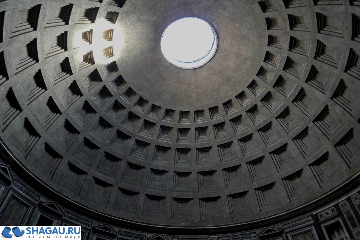«купол» Пантеона