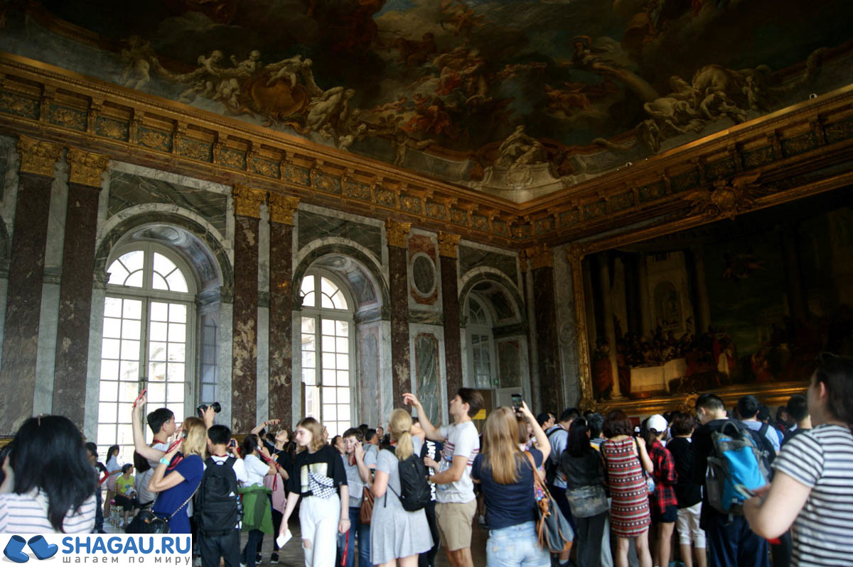 просто фото билетов в версаль под зонт