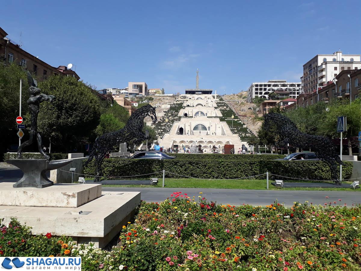 Что посмотреть в Ереване за 3 дня и куда сходить?