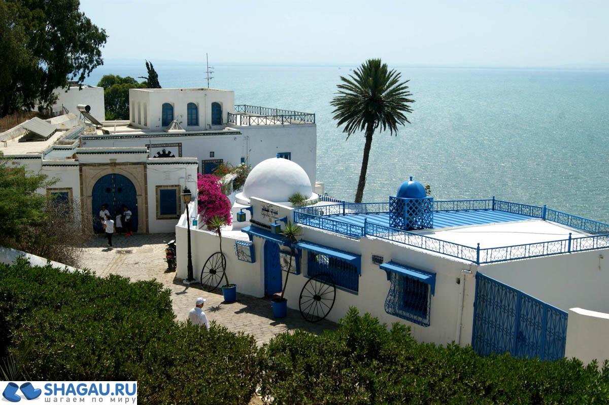 Типичная архитектура Туниса